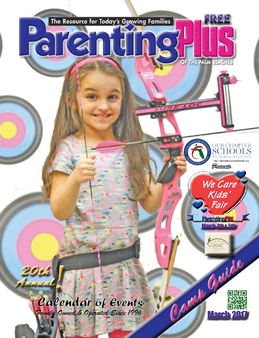 Parenting Plus Magazine March 2017
