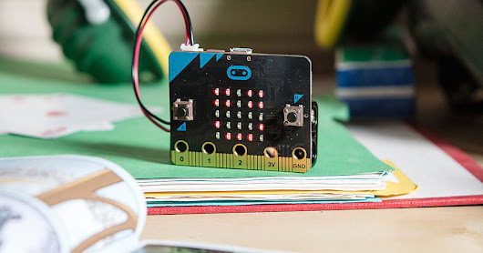 The BBC Micro:bit is going global