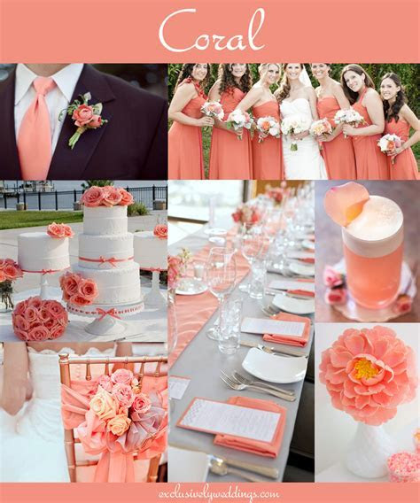 The 10 All Time Most Popular Wedding Colors   Exclusively