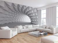 Fototapete Wohnzimmer Ideen