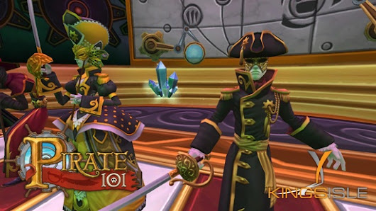 Pirate101 | An Elite Challenge ­ Pirate101 Test Realm Coming Soon!  | MMORPG