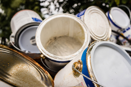 Dispose your Paint Properly and Help the Environment |