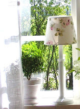 Vacker lampskärm