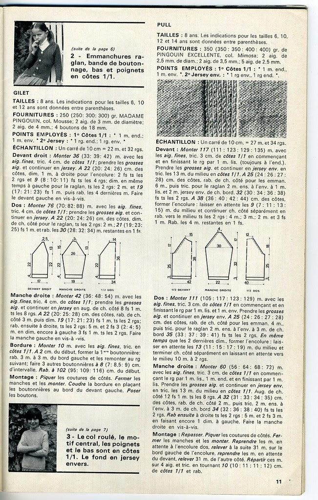 tricots explications 1et2