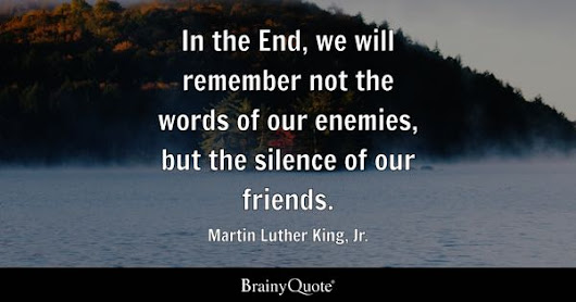 Martin Luther King, Jr. Quotes - BrainyQuote