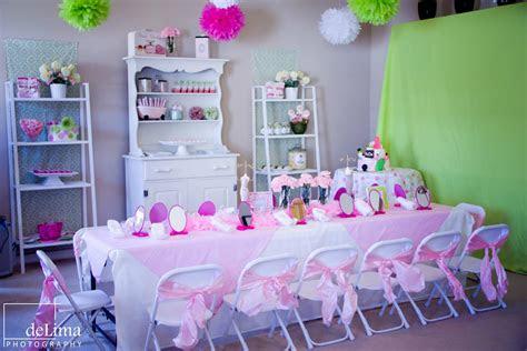 spa party ideas  girls hippojoys blog