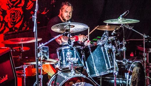 Em ótima forma física, Iggor Cavalera tem umas de suas melhores performances desde o Sepultura