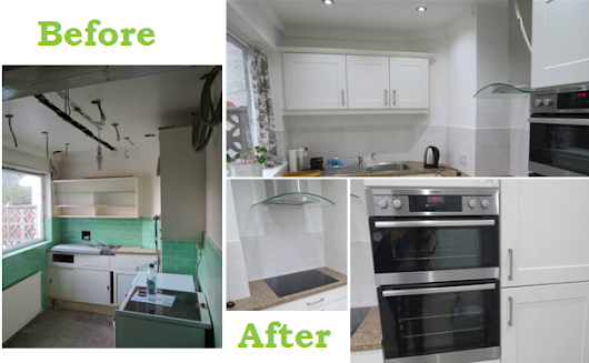 Our Nottingham Kitchen Makeovers - KNB Ltd