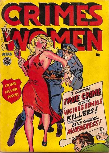 Crimes By Women