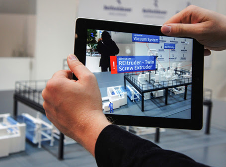 Augmented Reality Mobile App Development Services India