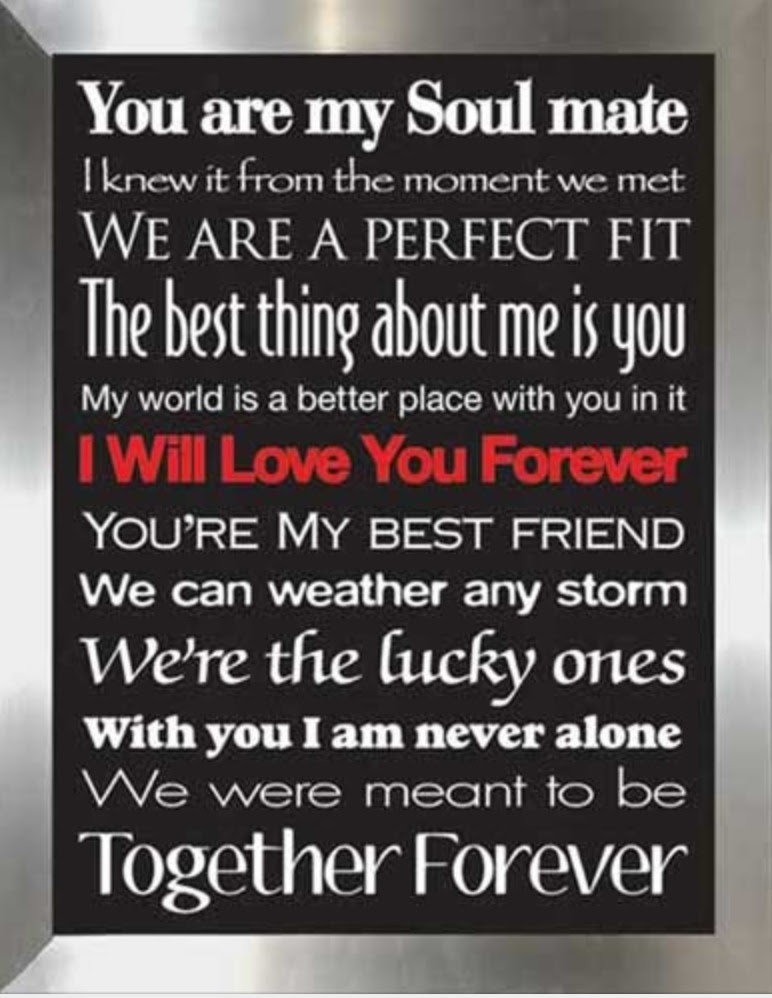 Quotes About Forever Love 284 Quotes