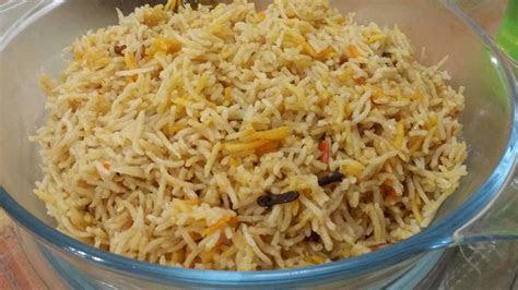 zulfaza loves cooking nasi minyak khas palembang