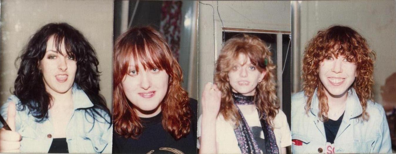 Description Girlschool band 1981.jpg