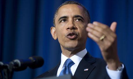 Obama counter-terrorism speech