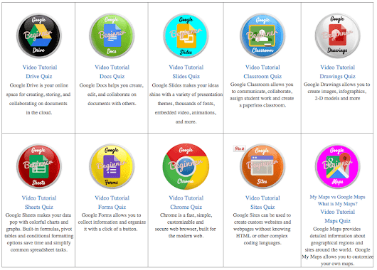 More Ideas for Badges in Professional Learning | Shake Up Learning