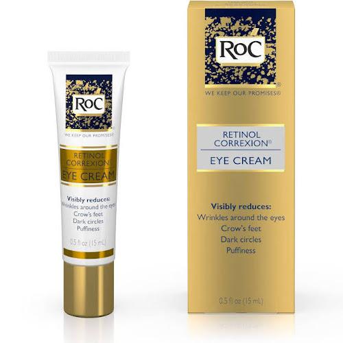 RoC Retinol Correxion Eye Cream, .5 Fl. Oz