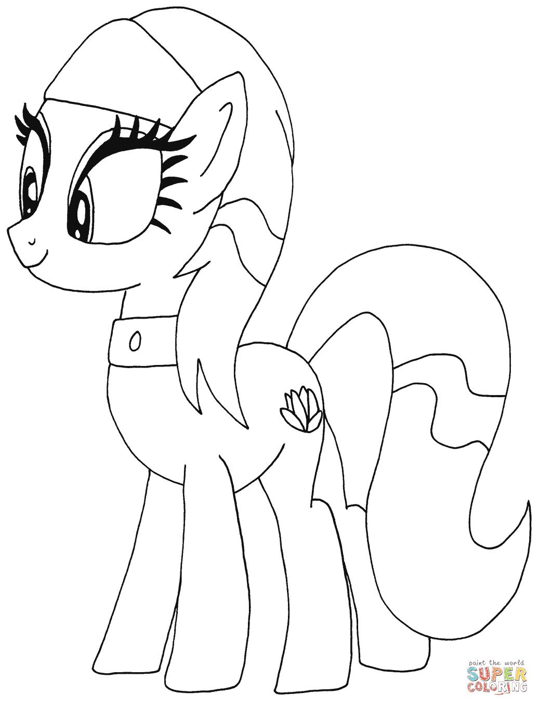 [Nowy] My Little Pony Kolorowanki Rainbow Dash