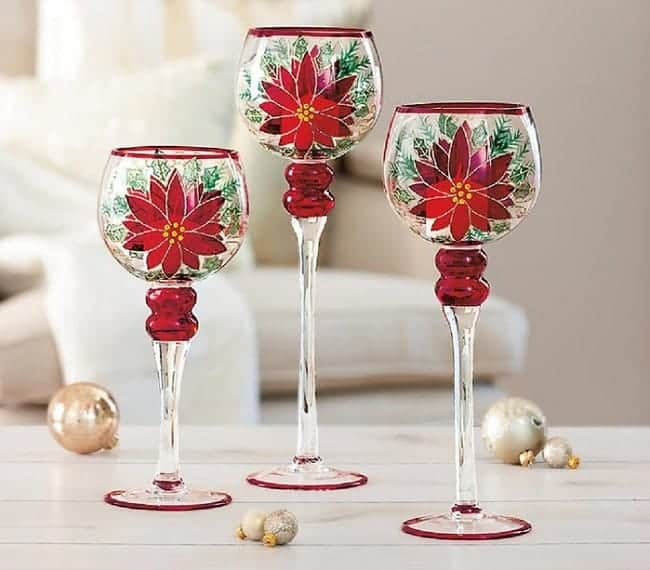 Top 10 Glass Christmas Candle Holders - Absolute Christmas