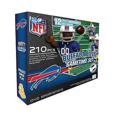 NFL OYO Sportstoys Gametime Set, Buffalo Bills  Staples®