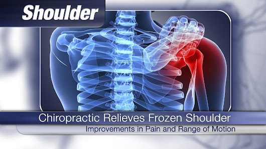 Frozen Shoulder Syndrome Eased By Chiropractic | St. Louis Chiropractor | Accident and Pain Relief St. Louis MO