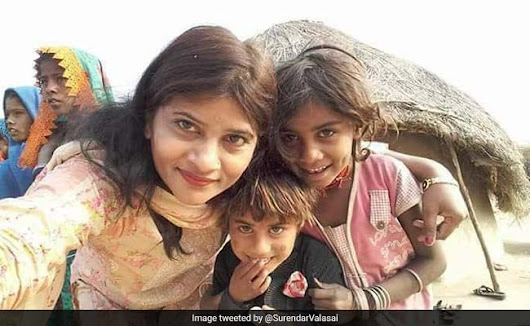 Hindu Woman Kirshna Kumari Kolhi Elected To Pakistan's Senate In Historic First: Report