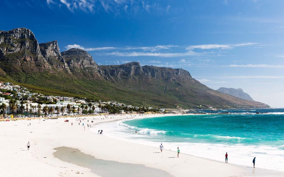 8. Cape Town, South Africa