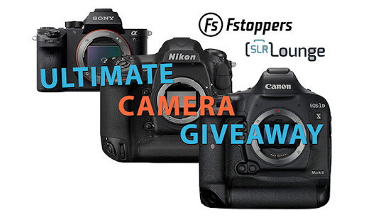 The Ultimate Camera Giveaway: Win A Canon, Nikon, or Sony Camera Worth Up To $6500 | Fstoppers