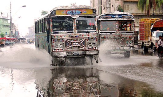 Heavy Rains Expected in Karachi! | Brandsynario