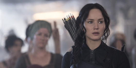 Hunger Games: Mockingjay - Part 1, The (2014)* - AfterCredits