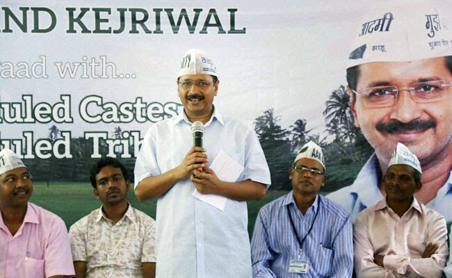 AAP Doesn't Have Money To Fight Elections: Arvind Kejriwal