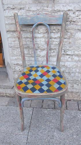 Kaunis tuoli by Anna Amnell
