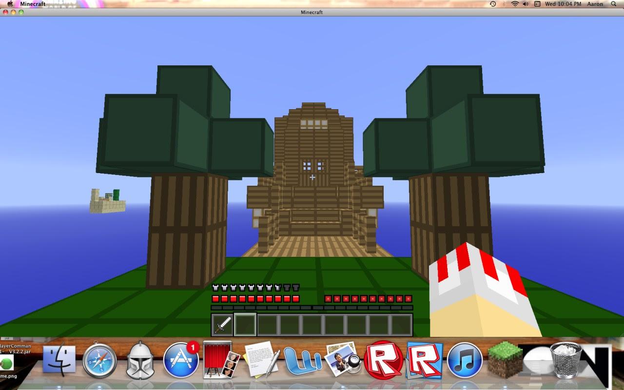 Minecraft Map Sky Factory 3 - Omong h