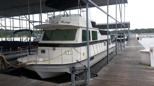 1987 Harbor Master Houseboat | For Sale or Rent by SLM