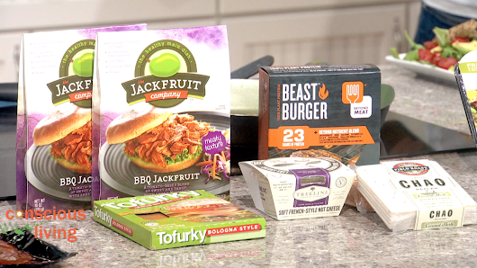 Yummy Vegan Meat Swaps - Conscious Living TV