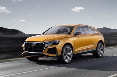 Audi Q8 Sport Concept updated for Geneva motor show   PerformanceDrive