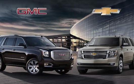 Chevy, GMC Trucks And SUVs Take Six Spots On Longest-Lasting Vehicle List