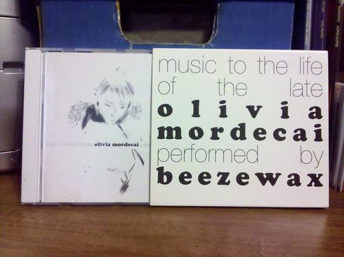 Beezewax - Music To The Life Of The Late Olivia Mordecai CD