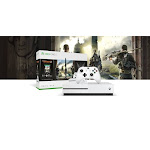 Microsoft Xbox One S Tom Clancy's The Division 2 Bundle - 1 TB - Robot White