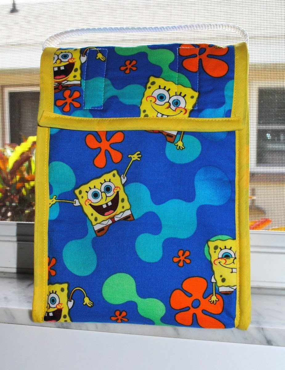 Insulated Lunch Bag - Spongebob Squarepants