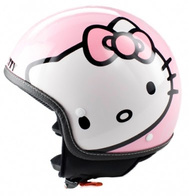 ljcfyi hello kitty helmet. Black Bedroom Furniture Sets. Home Design Ideas