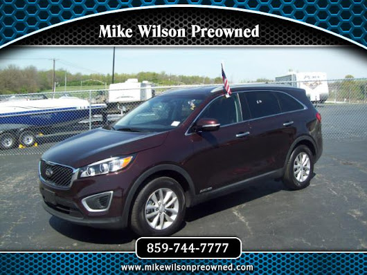 Used 2016 Kia Sorento LX V6 AWD for Sale in Winchester KY 40391 Mike Wilson Preowned