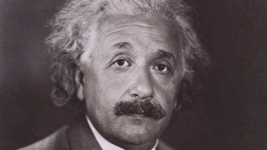 What you can learn from Einstein's quirky habits