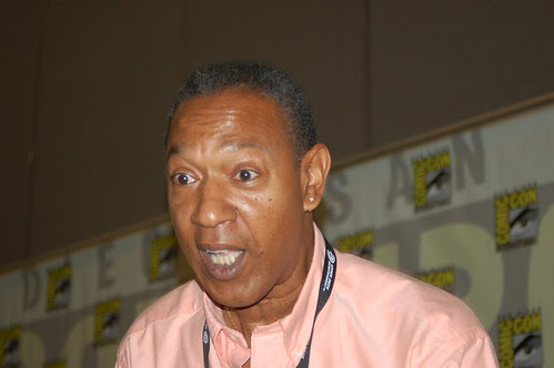 Comic Con 2006: Julius Carry