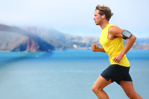 health tech, health, mhealth, running