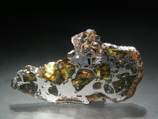 meteorite-pallasite