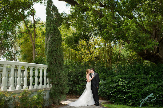 Julie & Chris | Leu Gardens Wedding | Orlando Wedding Photographer