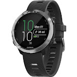 "Garmin Forerunner 645 Music Multisport GPS /Galileo Watch - 1.2"" Display - Black"