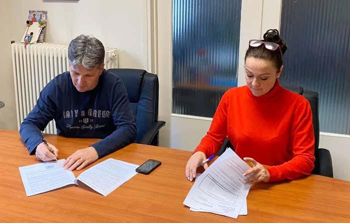 Άρτα: Υπογράφηκε η αντιπλημμυρική προστασία Τ.Κ. Αγίας Παρασκευής
