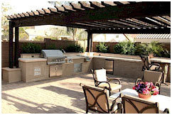 Arizona Backyard Design Phoenix Landscaping Design Pool Builders