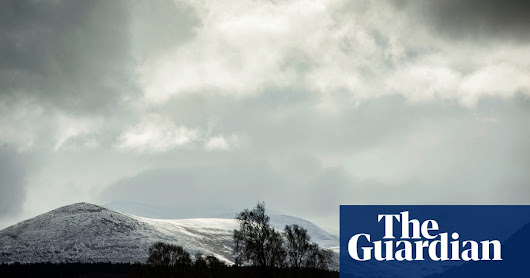 UK weather: Arctic blast to bring freezing temperatures and snow | UK news | The Guardian